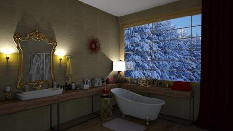 family home 68 - Modern - Bathroom - by Stavroula Chatzina