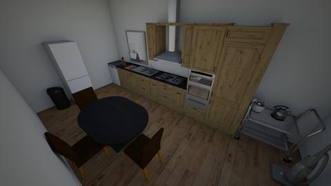 Kitchen - Kitchen - by mickaelduprat