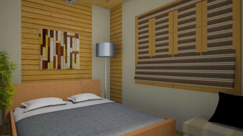 A Bedroom a A - by saniya123