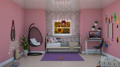 Bonita Lola - Kids room - by RacesJalina