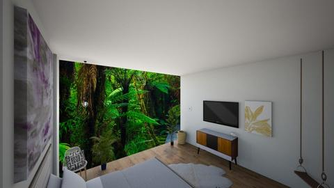 Jungle room - by Madison PageSchlosser