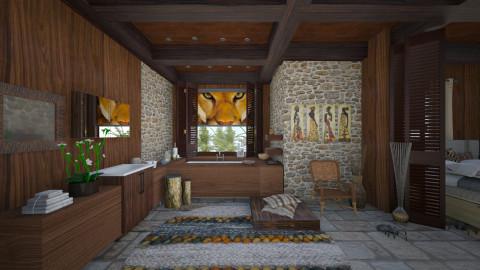 naturell 02  - Eclectic - Bathroom - by Ida Dzanovic
