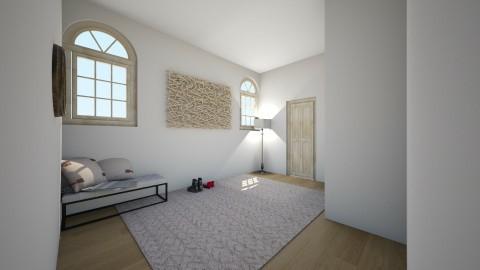 Mudd room - by keelino9