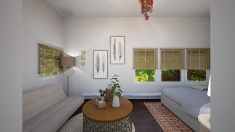 Maya Bed 5D - Bedroom - by puckermate1
