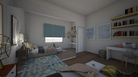 Ka bedroom - Bedroom - by luiza cruz