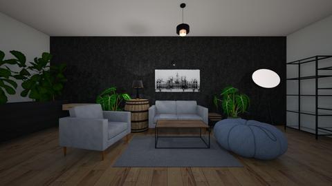 s - Living room - by kinia21