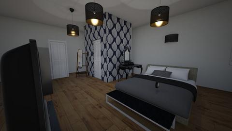 yatak odasi - Modern - Bedroom - by kuz