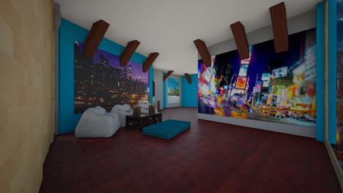 living room portion - Living room - by CassieGraser