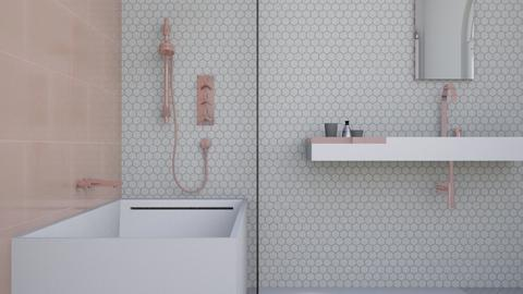 Rosy - Feminine - Bathroom - by Vampire_Kitty