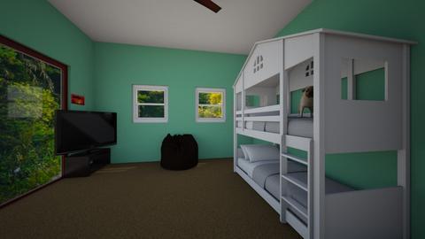 My bedroom 2 - Bedroom - by Deyana Cvetkova