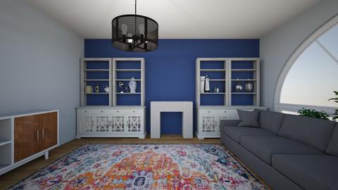 Pin Living room - Living room - by Dajerian