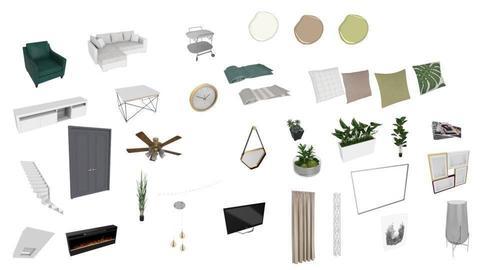 Modern Simplistic - by MegCdesigns
