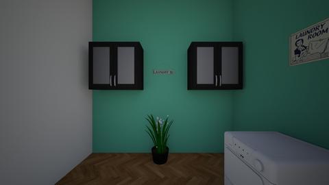 laundry room - Garden - by britbrat13