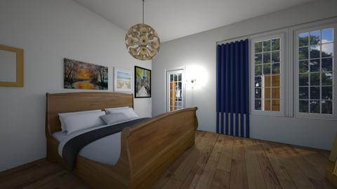 423 - Bedroom - by jdenae3