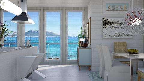 Playa - Modern - Kitchen - by LuzMa HL