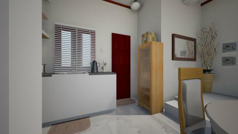 TM kitchen.1 - by Johnny Evans