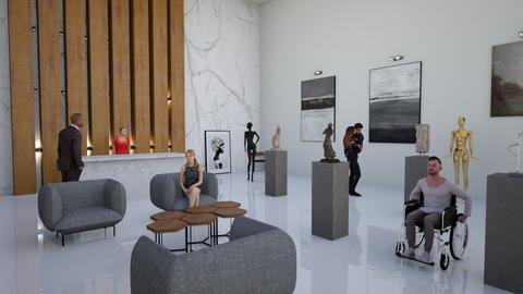 lobby - by hannah25