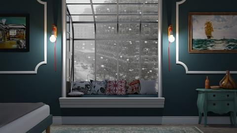 Window Seat - by yonvie