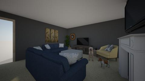 Living Room 3 - Classic - Living room - by DSchultz123