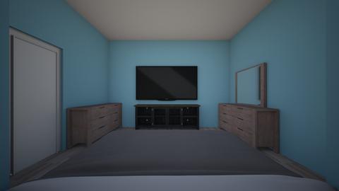 master bedroom - Classic - Bedroom - by ericamartinez