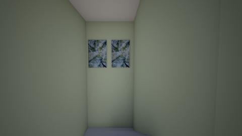 Hallway_WIP - Modern - by uselessdesigner
