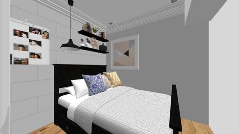 Jane - Bedroom - by selperu