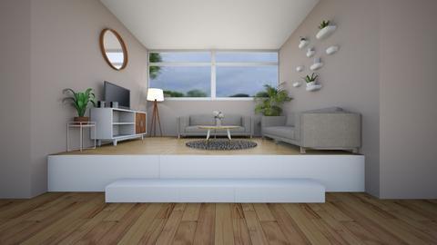 living room - Minimal - Living room - by Annika2005xx
