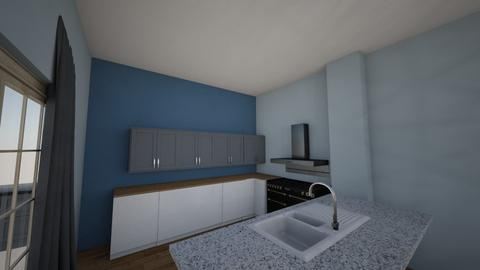 Kitchen Opt 3 - Kitchen - by tanyas86
