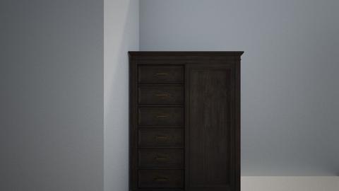 sypialnia - Bedroom - by kebabajt