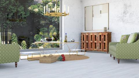 MADSEN  Floor - Living room - by Carl Grimes