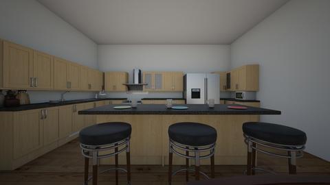 kitchen - by britbrat13