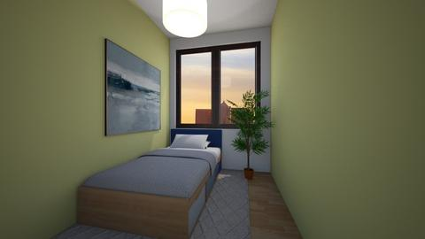 Classic - Classic - Bedroom - by Twerka