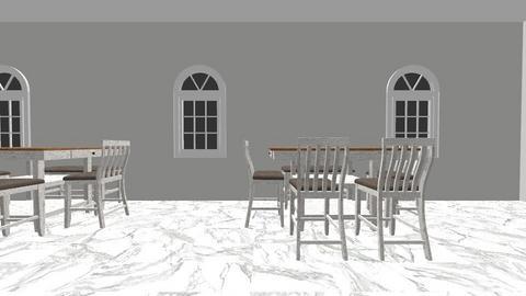 3d restaurant - by najarmc20
