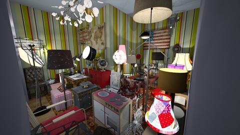 vintage store - Vintage - by personperson1830y2103