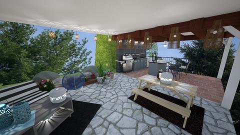 Cantina Design - Garden - by srmoyet21