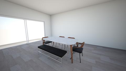DWR Stephen dining - Dining room - by mikaelawilkins
