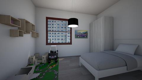 Casual - Modern - Kids room - by Twerka