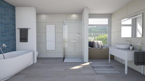 Casual - Bathroom - by Remixraum