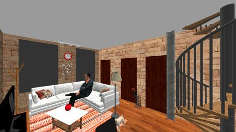 estoril_16 - Modern - Living room - by esmayoral