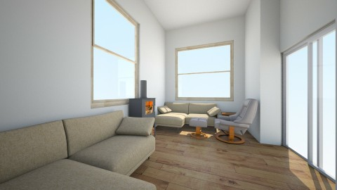 backroom 4 - Vintage - Living room - by MariaHancock
