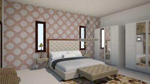 paz interior - Bedroom - by Naimegouveia