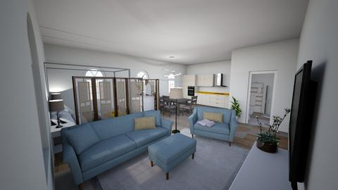studio - Modern - by beepbopbeepbop