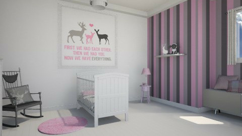 Nursery - Kids room - by MandyB84