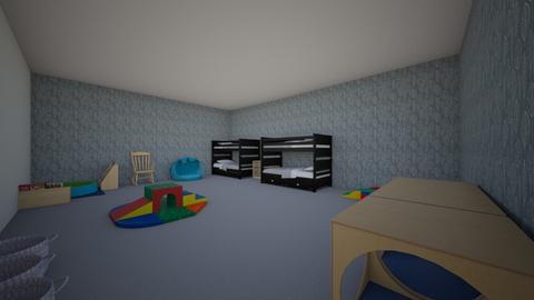 Bella Statler - Kids room - by MissWise