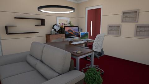 Basement 2 - Modern - Office - by heyjoshday