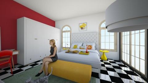 Slumber - Bedroom - by Allachka