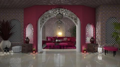 Moroccan Velvet - by ZsuzsannaCs