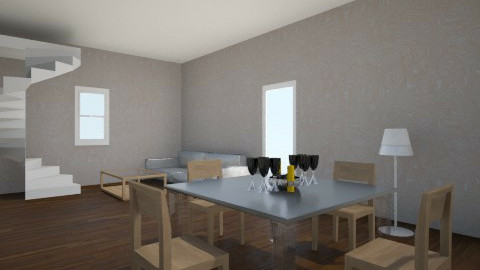 Dining room - Dining room - by danielsoccer123