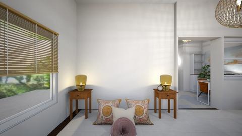 Maya Bed 4H1 - Bedroom - by puckermate1