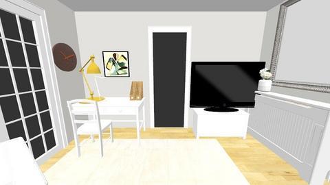 Malgosias Living Room - Living room - by Beth Hayward